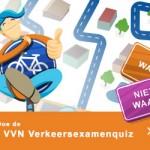logo VVN verkeersexamenquiz