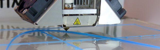 3D print grafiek