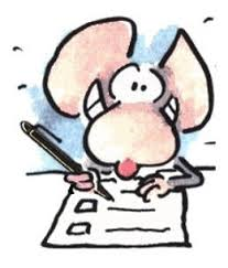 afbeelding van een muis