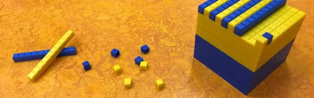 wiskunde kubus inhoudsmaten